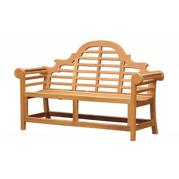 Indonesian Teak Park Bench Totbb0012 Wholesale Outdoor